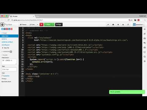 Nesting Components &