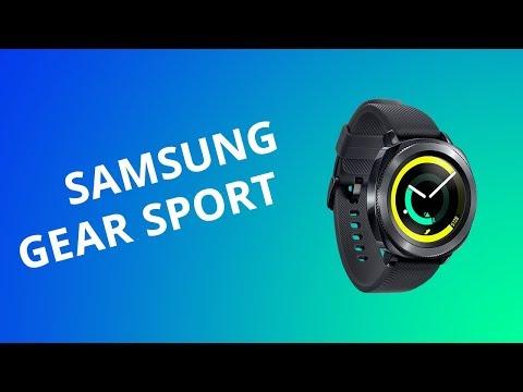 Samsung Gear Sport [Análise / Review]