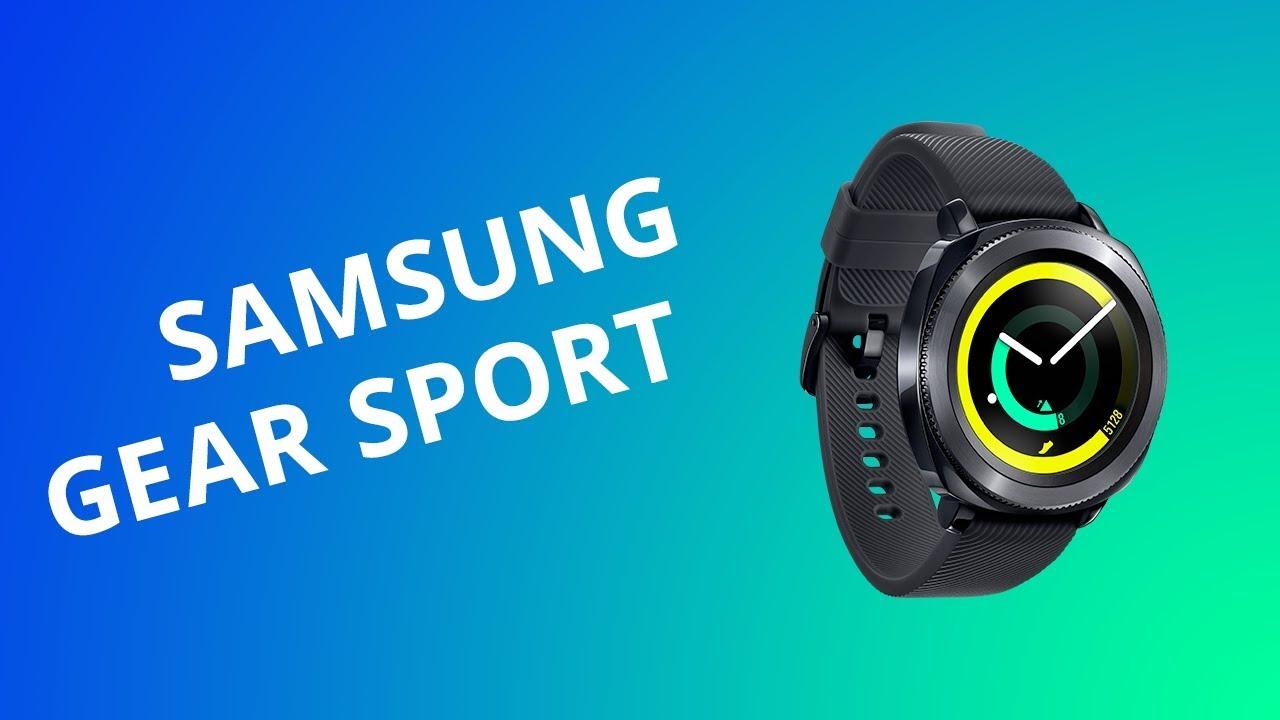 Khui hộp Samsung Gear S2 Sport - www.mainguyen.vn - YouTube