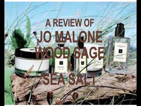 Jo Malone Wood Sage and Sea Salt EdC Unisex