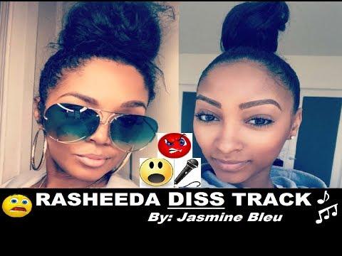 Jasmine Drops Rasheeda DiSS Track OMG She...