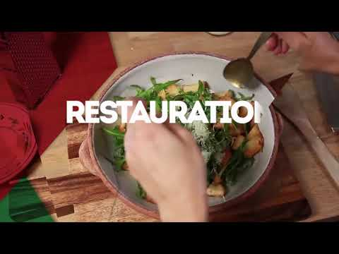 Spot de la Foire de l'Art Culinaire Italien- Libreville