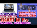 Xiaomi Notebook Pro Overwatch - 256 SSD/Intel Core i5-8250U/8GB RAM/GeForce MX150 2GB