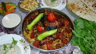 سبع اكلات لأول اسبوع في رمضان /منيو للسبع عزايم /ولا ارووووع يارب يعجبكم/Ramadan Food