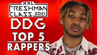 DDG's Top Five Favorite Rappers