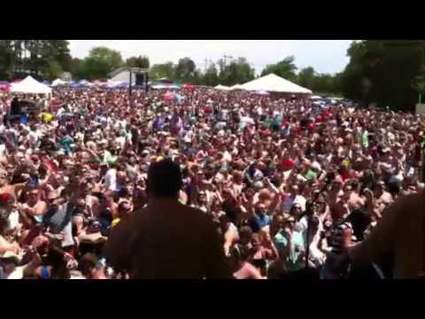 Triangle Beach Music Festival 2011 #1