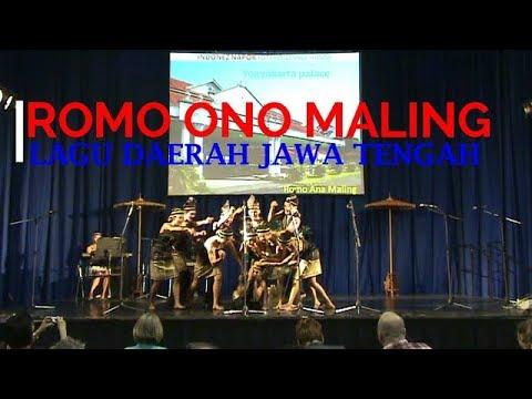 ROMO ONO MALING (MUS MULYADI)- LAGU DAERAH JAWA (LAGU DAN KOREO)