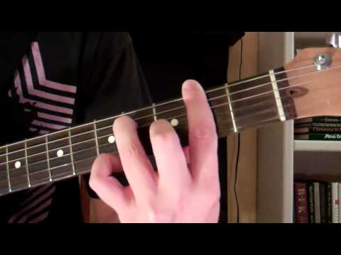 D6 Guitar Chord Chordsscales
