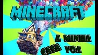 minecraft amco ep 6 casa voadora e ultimo episdio