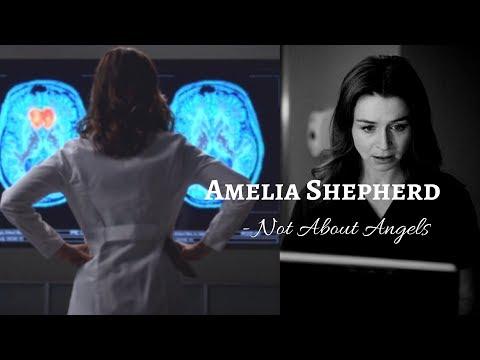 Amelia Shepherd  Not About Angels