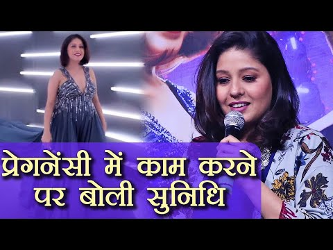 Sunidhi Chauhan REVEALS experience of working in Remix during Pregnancy; Watch Video | FilmiBeat