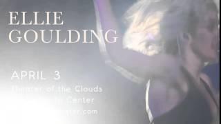 Ellie Goulding Live in Portland  //  April 3