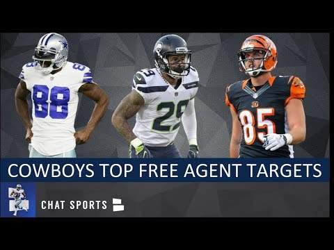 Dallas Cowboys: Top 25 Free Agent Targets