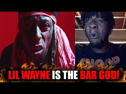 Lil Wayne - Uproar (Music Video) REACTION!
