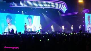 160624 got7 fly in singapore 可惜沒如果 jj lin cover full