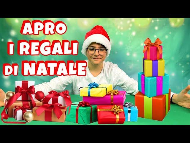 APRO I REGALI DI NATALE   Leo Toys