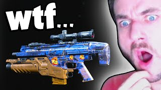 The UGLIEST Gun in Modern Warfare...