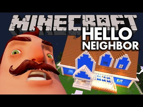 MOST INTENSE BATTLE LEADS TO THE DARKEST SECRET | Hello Neighbor Minecraft | Multiplayer Roleplay