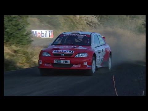 British Rally Championship 2000: Round 1 - Vauxhall Rally of