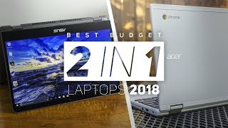 Top 5 Best Budget 2 In 1 Laptops Of 2018!
