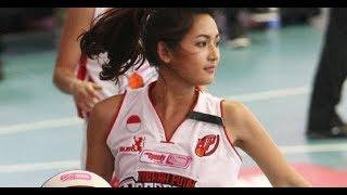 Wih,,, Ini Atlit-atlit Cantik Di Basket Putri Nasional Srikandi Cup