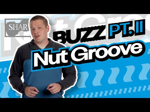 Fixing a Violin Buzz Part 2: Fixing a Buzz In The Nut Groove