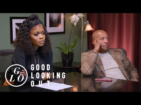 Nervous Young Rapper Gets One Shot With Karen Civil & Kevin Liles   Good Looking Out