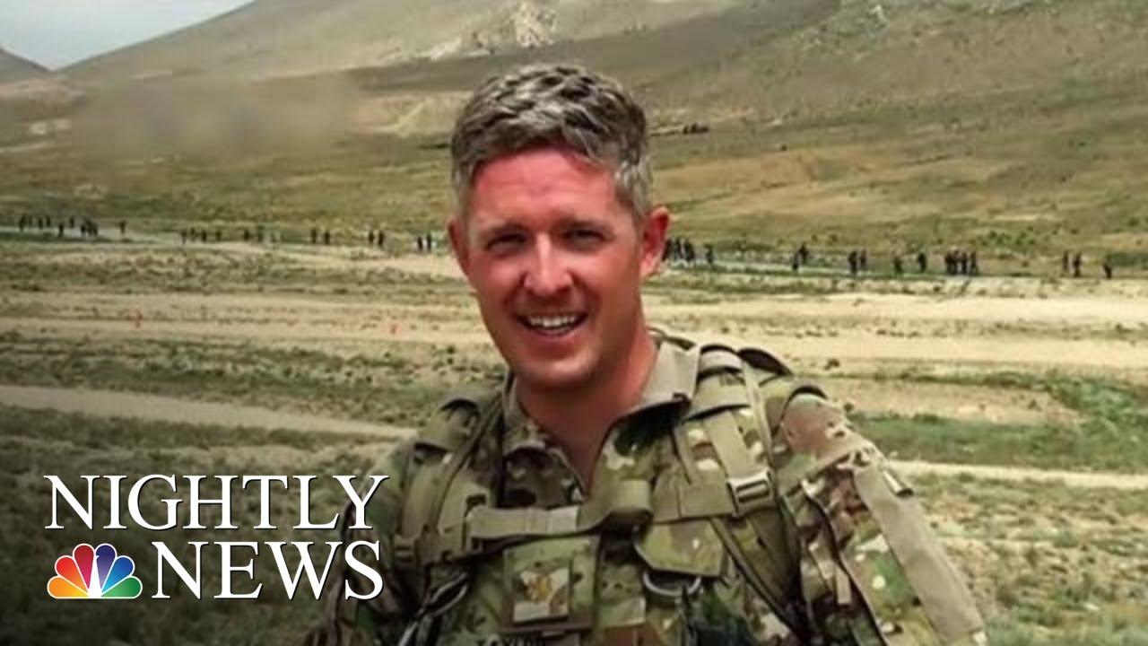 Utah Mayor Killed While Serving In Afghanistan | NBC ...