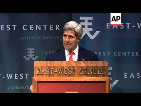Secretary of state eyes US-China partnership despite tensions