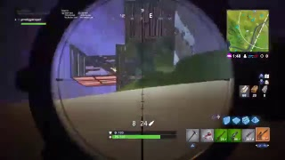 New fortnite player 1 win out my hole career lol