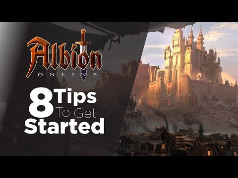 8 Great Tips: Albion Online