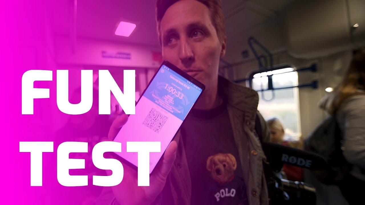 FUN TEST: Sajfa s Truhlíkom VS. ranné zápchy - YouTube
