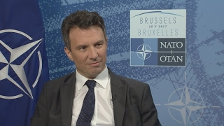 Anti IS group coalition  'Now NATO has a permanent seat at the table'