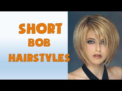 Short Bob Hairstyles and Haircuts Trend 2018