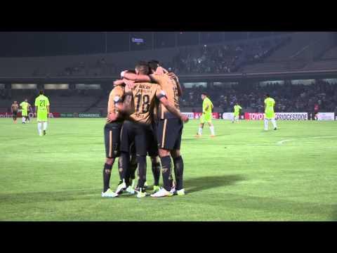 Pumas 2-0 Deportivo Táchira