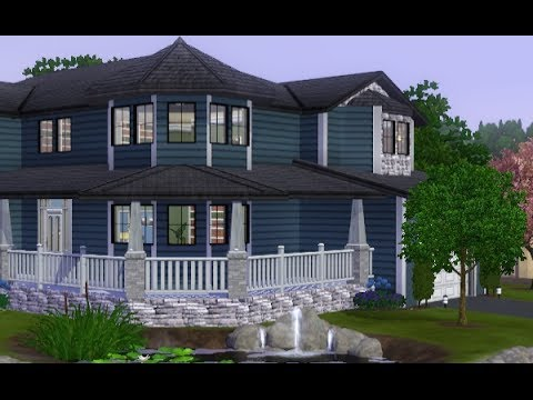Sims 3 House Family Living YouTube