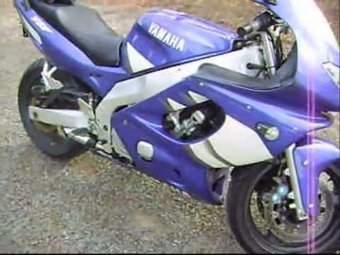 !!! UH OOOOOH !!!...2000 YAMAHA YZF 600R