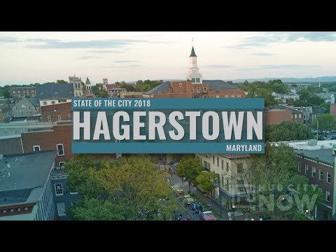 2018 State Of The City   Hagerstown, Maryland