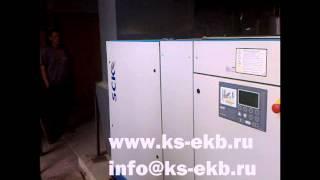 Винтовой компрессор ALUP SCK 121 8 в работе с 2007 года(, 2014-12-13T19:04:16.000Z)