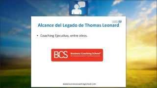 El legado de Thomas Leonard