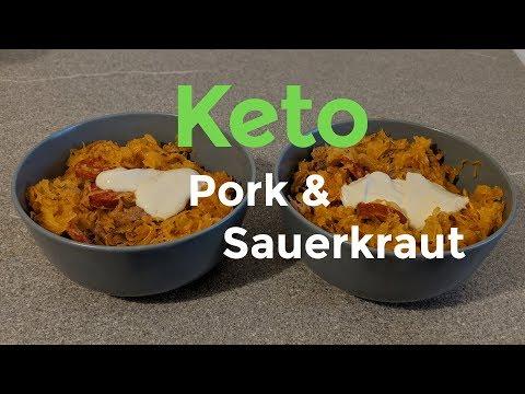 Pork And Sauerkraut - Székelykáposzta | Hungarian Keto Recipe