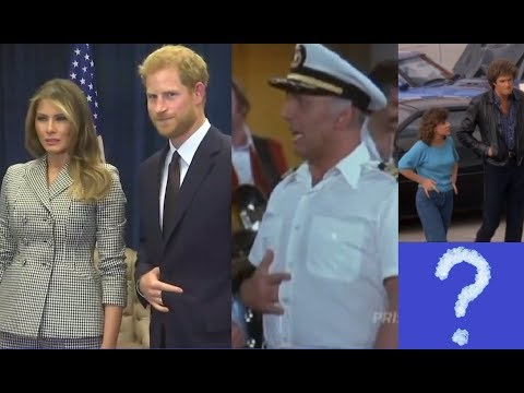 Prince Harry '' Devil's Horn Hand '' -  Hollywood talks about it
