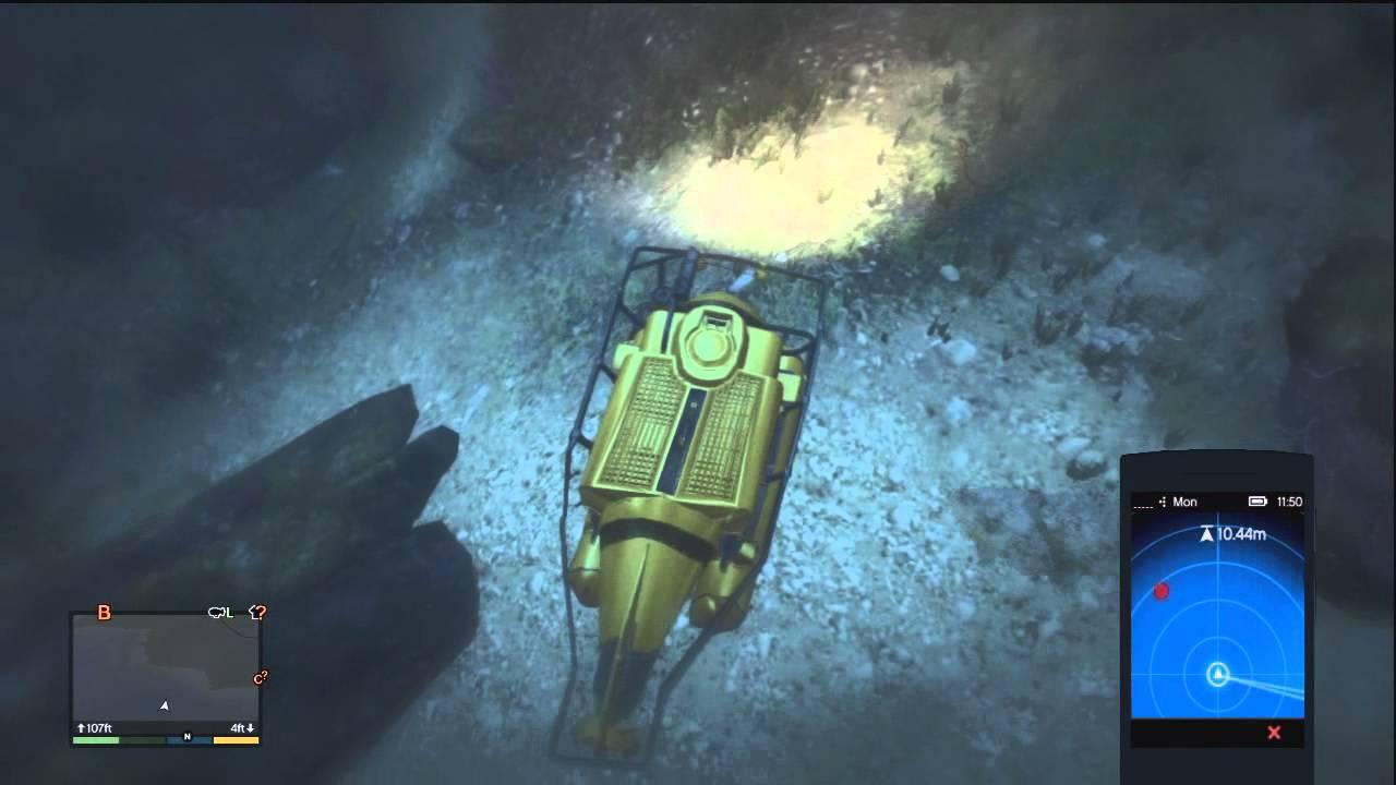 gta 5 ocean secrets