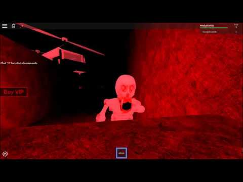 Become Scp 096 Beta Roblox Youtube