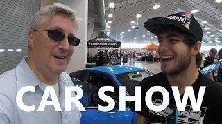 Ken Heron - ThatDudeinBlue - Import Alliance Car Show  [4K]