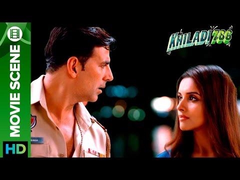Akshay Kumar & Asin are true lovers | Khiladi 786