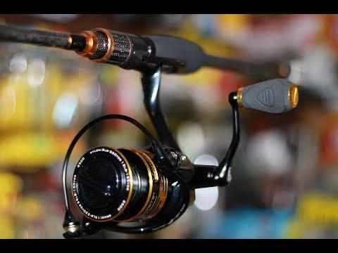 Favorite Fishing Jack Hammer Rod And Reel