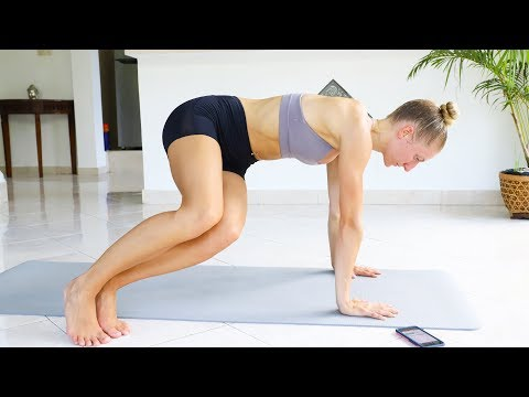 10 Min Full Body Hiit Workout (Equipment Free)