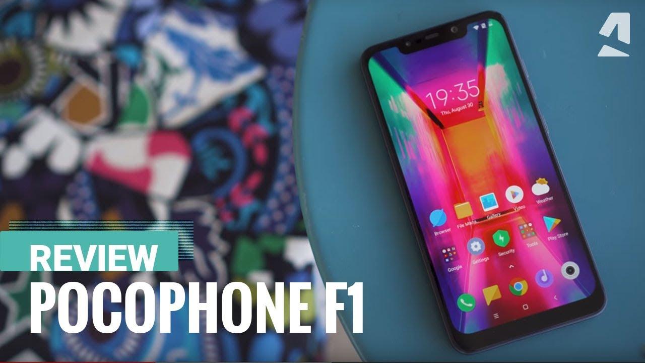 Pocophone F1 by Xiaomi review - GSMArena com tests