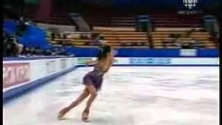 mao asada 2005世界ジュニア優勝